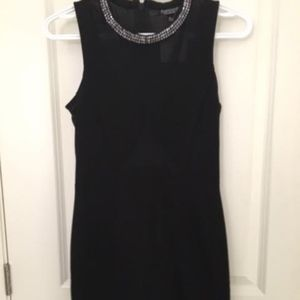 Body con mesh night out dress, Brand new with tag